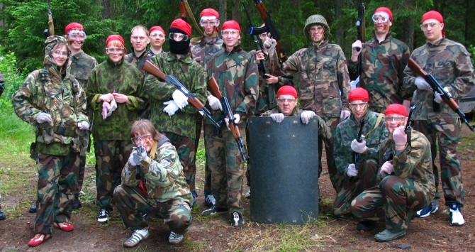 NFQ paintball